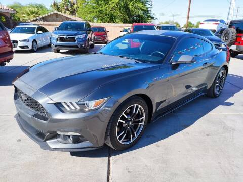 2016 Ford Mustang for sale at A AND A AUTO SALES in Gadsden AZ