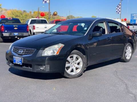 2007 Nissan Maxima for sale at Lakeside Auto Brokers in Colorado Springs CO