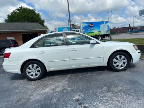 2010 Hyundai Sonata for sale at Guidance Auto Sales LLC in Columbia TN