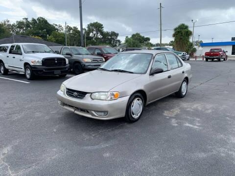 2002 Toyota Corolla for sale at Sam's Motor Group in Jacksonville FL