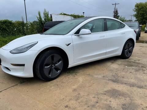 2019 Tesla Model 3 for sale at Super Trooper Motors in Madison WI