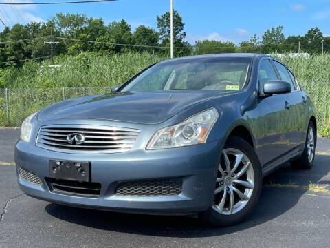 2008 Infiniti G35 for sale at MAGIC AUTO SALES in Little Ferry NJ