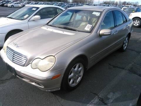 2004 Mercedes-Benz C-Class for sale at CarXpress in Fredericksburg VA