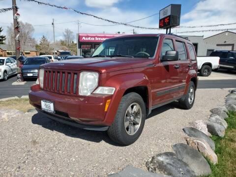 2008 Jeep Liberty for sale at Auto Image Auto Sales in Pocatello ID