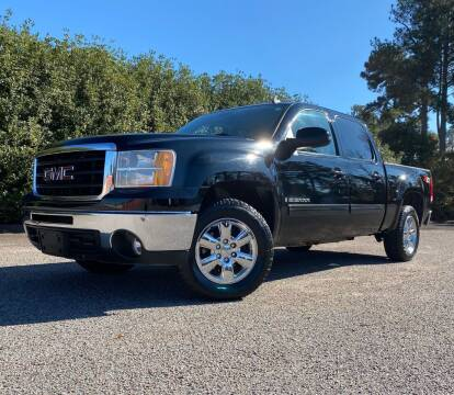 2009 GMC Sierra 1500 for sale at Omar's Auto Sales in Martinez GA