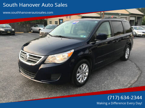 2014 Volkswagen Routan for sale at South Hanover Auto Sales in Hanover PA