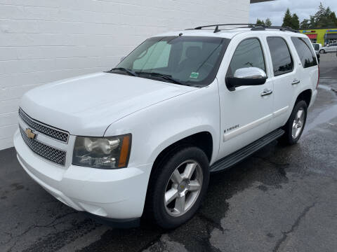 2007 Chevrolet Tahoe for sale at APX Auto Brokers in Edmonds WA