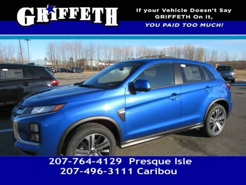 2021 Mitsubishi Outlander Sport for sale at Griffeth Mitsubishi in Caribou ME