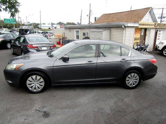 2008 Honda Accord for sale at American Auto Group Now in Maple Shade NJ