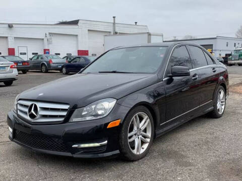 2013 Mercedes-Benz C-Class for sale at Kingz Auto Sales in Avenel NJ