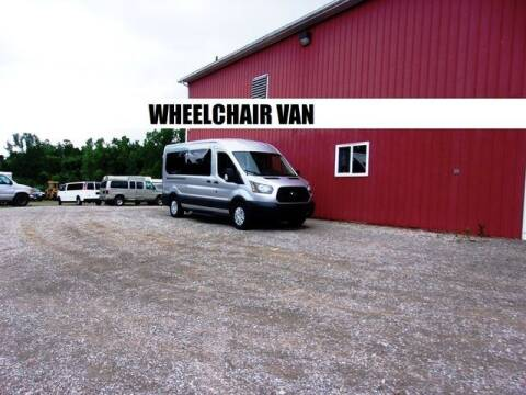 2016 Ford Transit Passenger for sale at Windy Hill Auto and Truck Sales in Millersburg OH