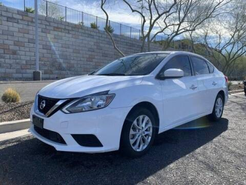 2019 Nissan Sentra for sale at Autos by Jeff Tempe in Tempe AZ