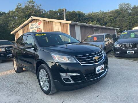 2015 Chevrolet Traverse for sale at Victor's Auto Sales Inc. in Indianola IA