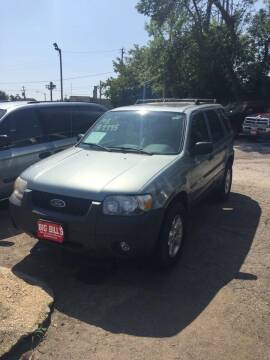 2005 Ford Escape for sale at Big Bills in Milwaukee WI