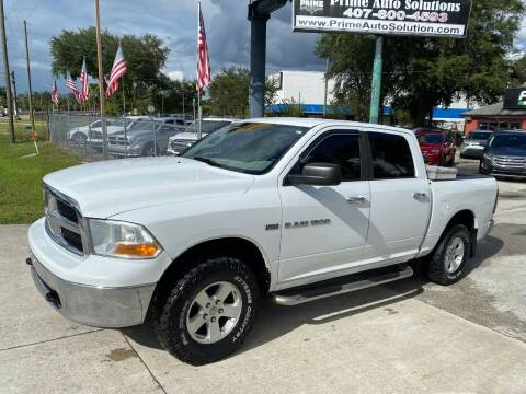 2011 RAM Ram Pickup 1500 for sale at Prime Auto Solutions in Orlando FL