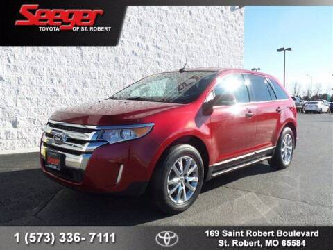 2013 Ford Edge for sale at SEEGER TOYOTA OF ST ROBERT in St Robert MO