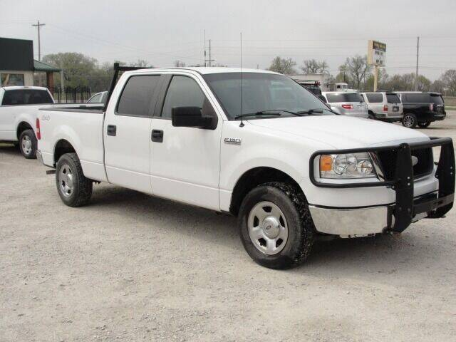 2007 Ford F-150 for sale at Frieling Auto Sales in Manhattan KS