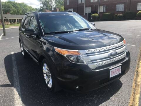 2015 Ford Explorer for sale at DEALS ON WHEELS in Moulton AL