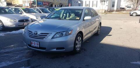 2007 Toyota Camry for sale at Union Street Auto in Manchester NH