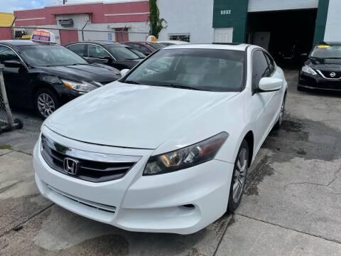 2012 Honda Accord for sale at Dream Cars 4 U in Hollywood FL