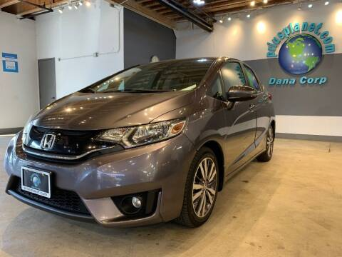 2015 Honda Fit for sale at PRIUS PLANET in Laguna Hills CA