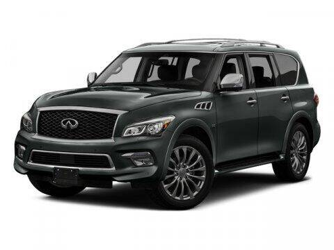 2017 Infiniti QX80 for sale at CarZoneUSA in West Monroe LA