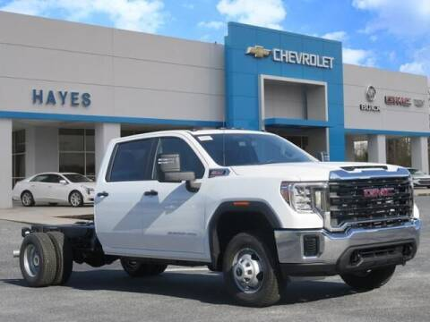 2021 GMC Sierra 3500HD CC for sale at HAYES CHEVROLET Buick GMC Cadillac Inc in Alto GA