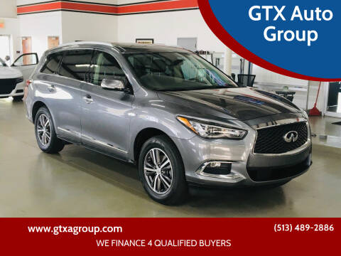 2017 Infiniti QX60 for sale at GTX Auto Group in West Chester OH