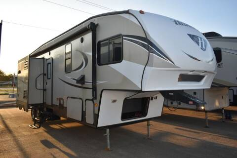 2017 Keystone Hideout 298BHS for sale at Buy Here Pay Here RV in Burleson TX