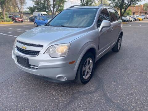 2012 Chevrolet Captiva Sport for sale at AROUND THE WORLD AUTO SALES in Denver CO