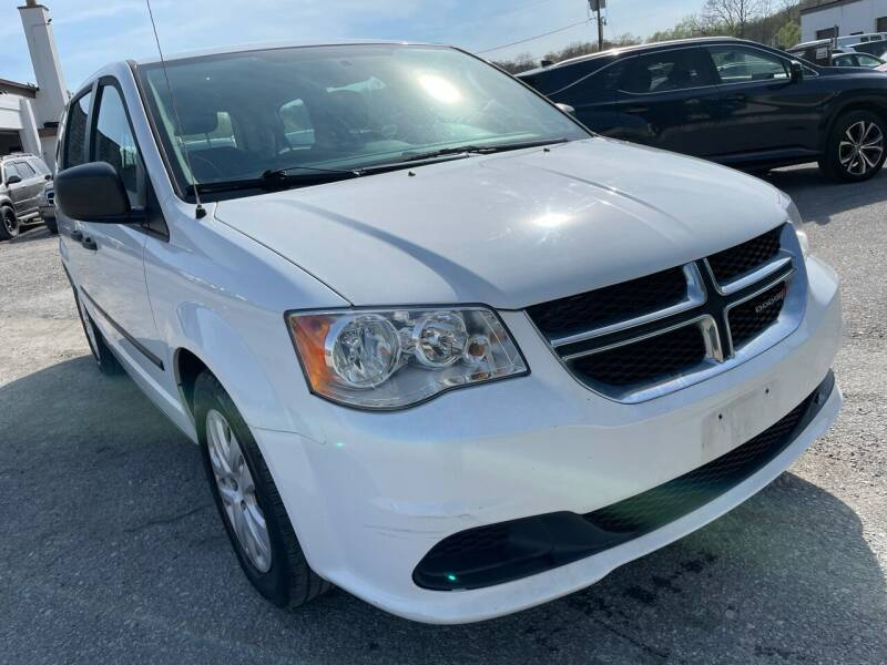 2015 Dodge Grand Caravan for sale at Ron Motor Inc. in Wantage NJ