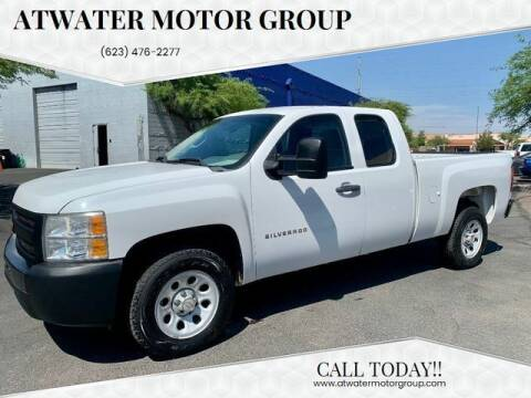 2012 Chevrolet Silverado 1500 for sale at Atwater Motor Group in Phoenix AZ