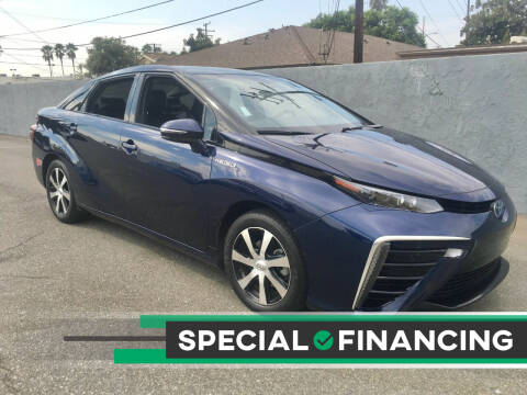 2017 Toyota Mirai for sale at Carmelo Auto Sales Inc in Orange CA