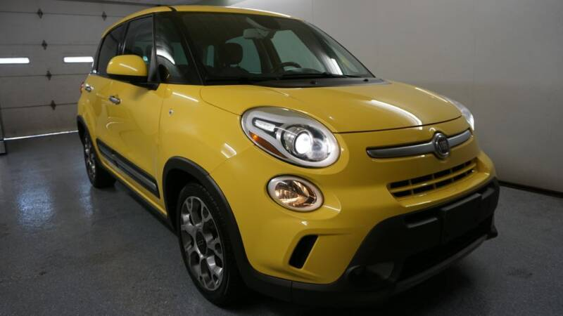 2014 FIAT 500L for sale at World Auto Net in Cuyahoga Falls OH