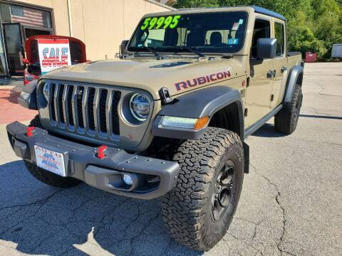 2020 Jeep Gladiator for sale at Auto Wholesalers Of Hooksett in Hooksett NH