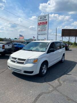 2009 Dodge Grand Caravan for sale at US 24 Auto Group in Redford MI