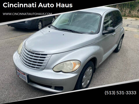 2009 Chrysler PT Cruiser for sale at Cincinnati Auto Haus in Cincinnati OH