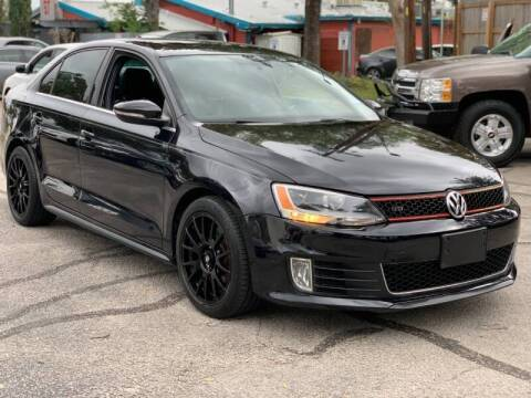 2012 Volkswagen Jetta for sale at AWESOME CARS LLC in Austin TX