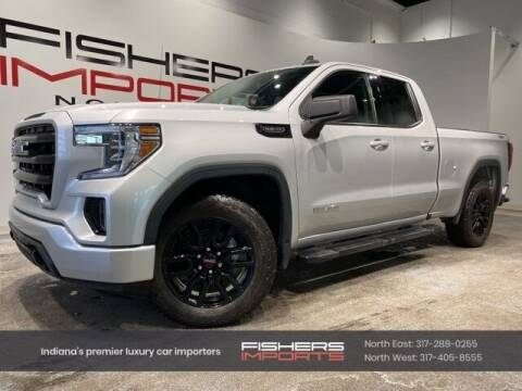 2019 GMC Sierra 1500 for sale at Fishers Imports in Fishers IN