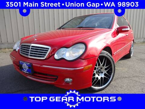 2003 Mercedes-Benz C-Class for sale at Top Gear Motors in Union Gap WA