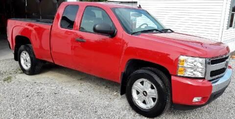 2007 Chevrolet Silverado 1500 for sale at Summit Motors LLC in Morgantown WV