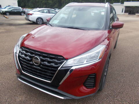 2021 Nissan Kicks for sale at Howell Buick GMC Nissan - New Nissan in Summit MS