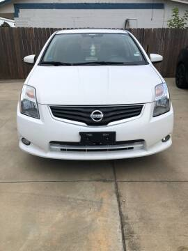 2010 Nissan Sentra for sale at Texas Auto Broker in Killeen TX