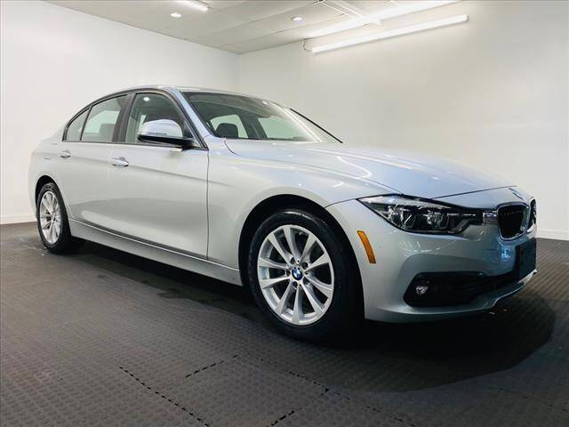2018 BMW 3 Series for sale at Champagne Motor Car Company in Willimantic CT