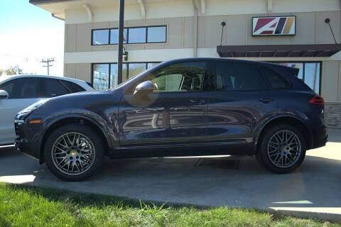 2018 Porsche Cayenne for sale at Auto Assets in Powell OH