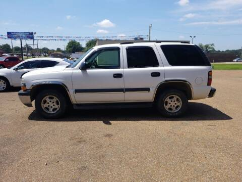 2004 Chevrolet Tahoe for sale at Frontline Auto Sales in Martin TN