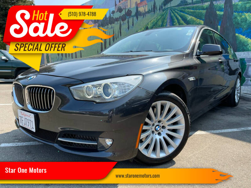 2013 BMW 5 Series for sale at Star One Motors in Hayward CA