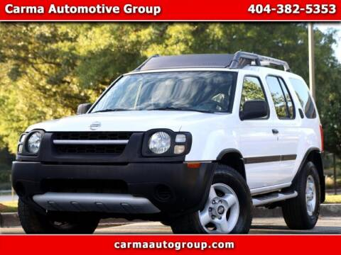 2002 Nissan Xterra for sale at Carma Auto Group in Duluth GA