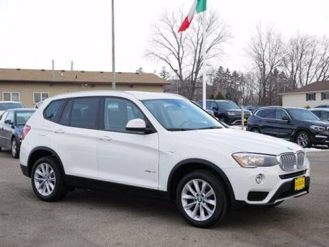 2017 BMW X3 for sale at Park Place Motor Cars in Rochester MN
