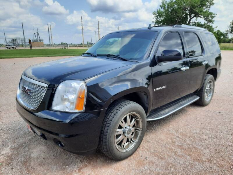 2007 GMC Yukon for sale at Best Car Sales in Rapid City SD